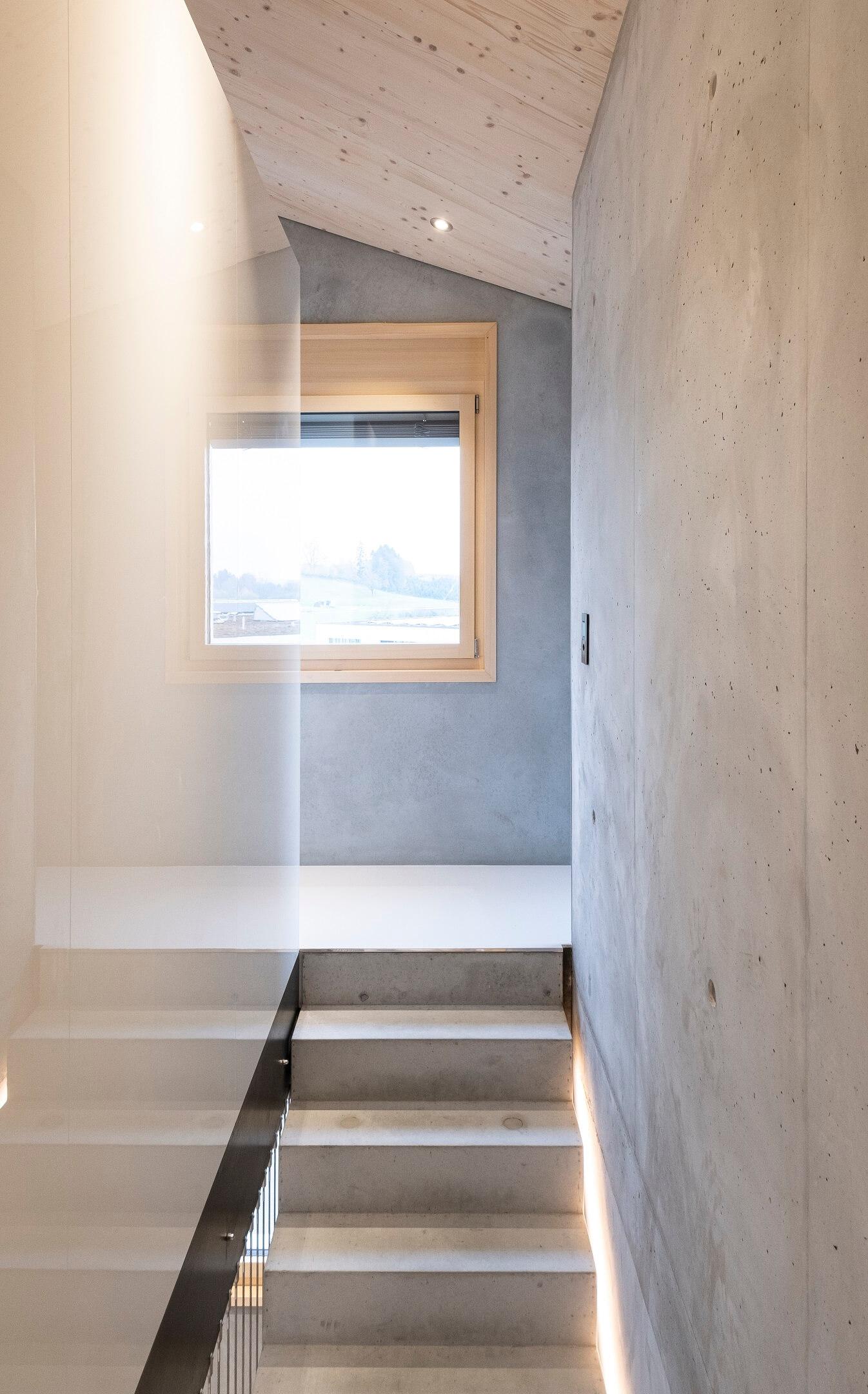 Lömmenschwil Treppen 3 | Kleger und Koller Architekten